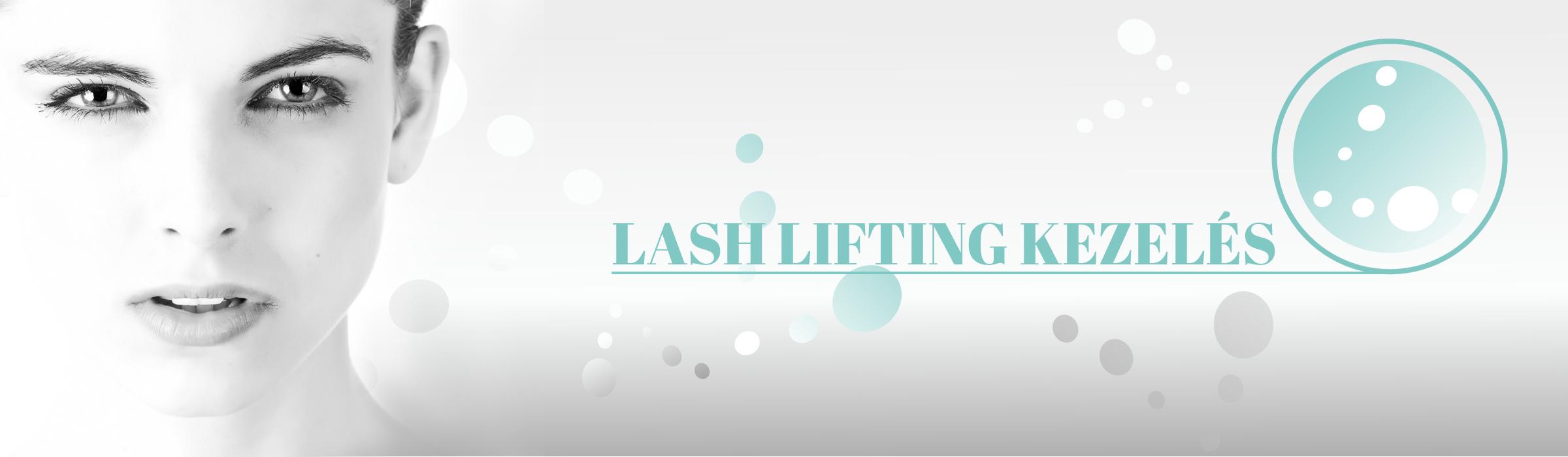 szolgáltatások lash lifting kezelés kép slider